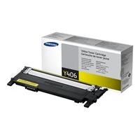 Värikasetti Samsung CLP-360/365 CLX-3300/3305 keltainen