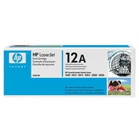 Värikasetti HP 12A Q2612AD HP LJ 1010 musta dual pack /2 kpl