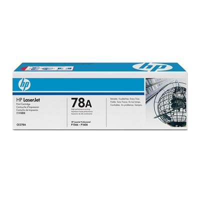 Värikasetti HP 78A CE278AD LJ Pro P1566 1606 musta dual p /2