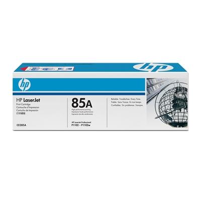 Värikasetti HP 85A CE285AD LJ Pro P1102 M1132 musta dual /2