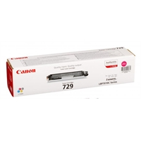 Värikasetti Laser Canon 729 M LBP7010/7018 punainen