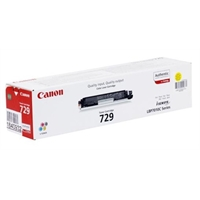 Värikasetti Laser Canon 729 Y LBP7010/7018 keltainen