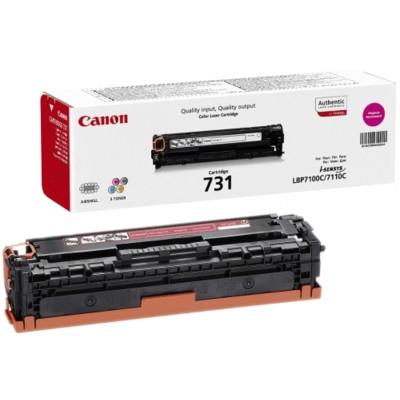 Värikasetti Laser Canon 731 M LBP7100/MF8230 punainen