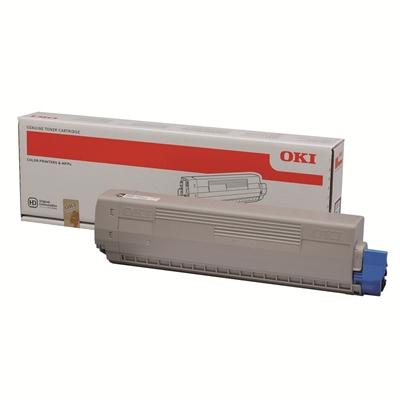 Laser OKI C822 C831 841 musta