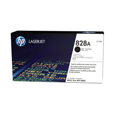 Rumpu Laser HP 828A CF358A musta CLJ  M880 M885