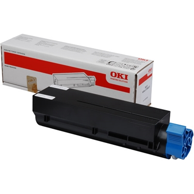 Värikasetti Laser OKI MB441 high capacity musta