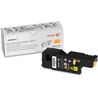 Värikasetti Laser Xerox Phaser 6000, 6010, 6015 keltainen