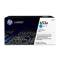 Värikasetti Laser HP 653A/CF321A CLJ MFP M680 sininen