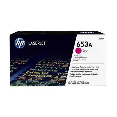 Värikasetti Laser HP 653A/CF323A CLJ MFP M680 punainen
