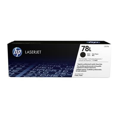 Värikasetti laser HP CE278L Economy LJ Pro P1566/1606 musta