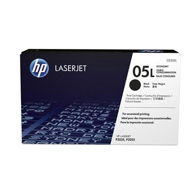 Värikasetti laser HP CE505L Economy LJ P2033/P2035 musta