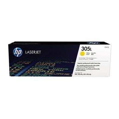 Värikasetti laser HP CE412L Economy CLJ Pro300M475 keltainen
