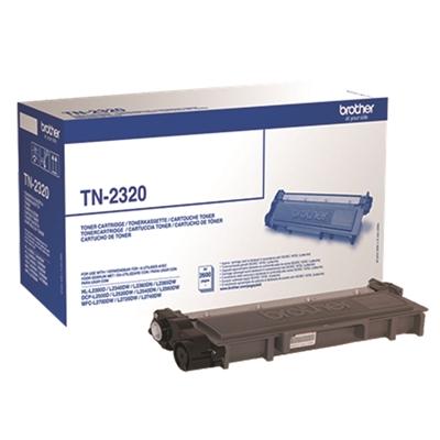 Värikasetti Laser Brother TN-2320 HL-L2300D MFC-L2700 musta