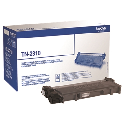Värikasetti Laser Brother TN-2310 HL-L2300D MFC-L2700 musta