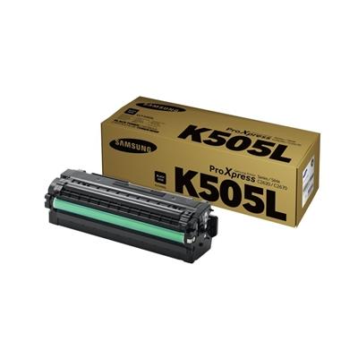 Värikasetti Laser Samsung C2670FW musta CLT-K505L