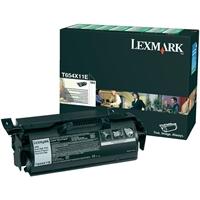 Värikasetti laser Lexmark T654 T654X11E musta