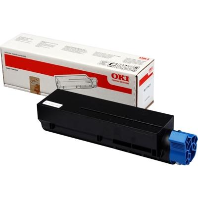 Värikasetti laser OKI B411, B431 musta