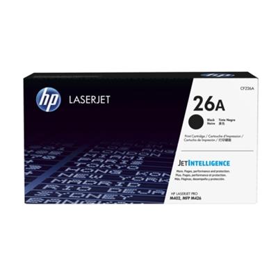 Värikasetti laser HP CF226A LJ Pro M402/MFP M426 musta