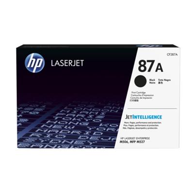 Värikasetti laser HP CF287A LJ Enterprise M506/M527 musta