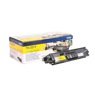 Värikasetti laser Brother TN-321Y keltainen
