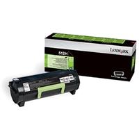 Värikasetti laser Lexmark 51F2H00 MS312/MS415 musta