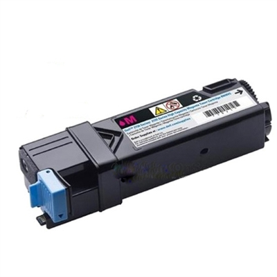 Värikasetti laser Dell 2150/2155 punainen 2500 sivua