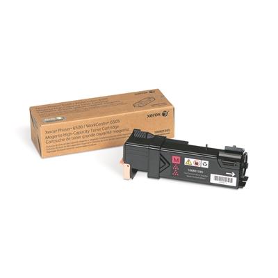 Värikasetti laser Xerox Phaser 6500/6505 punainen