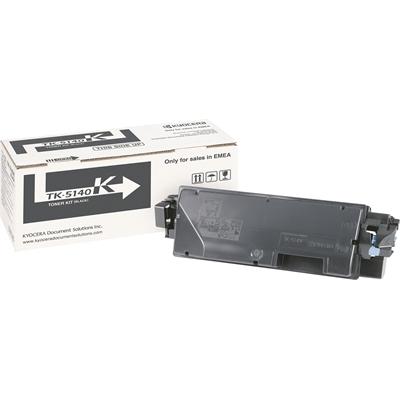 Värikasetti laser Kyocera M6030 TK-5140K musta