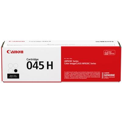 Värikasetti laser Canon 045 LBP613/MF633 musta