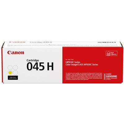 Värikasetti laser Canon 045 LBP613/MF633 keltainen