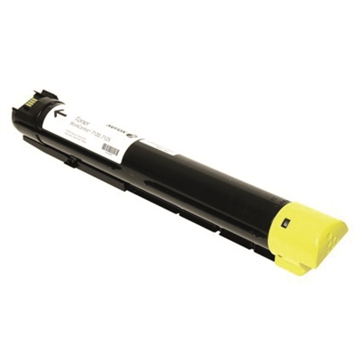 Värikasetti laser Xerox WorkCentre 7120 keltainen