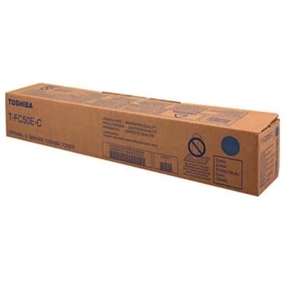 Värikasetti laser Toshiba 3555C T-FC50EC sininen