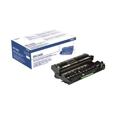Laser Brother DR-3400 rumpu