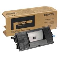 Värikasetti laser Kyocera TK-3160 P3045 musta