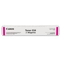 Värikasetti laser Canon 034 imageRunner C1225iF punainen