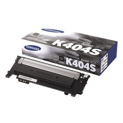 Värikasetti laser Samsung CLP-362 CLT-K404S/ELS musta