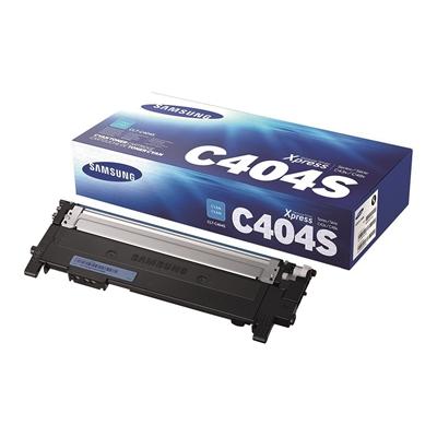 Värikasetti laser Samsung CLP-362 CLT-C404S/ELS sininen