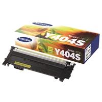 Värikasetti laser Samsung CLP-362 CLT-Y404S/ELS keltainen