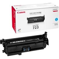 Värikasetti laser Canon 723C LBP7750C sininen