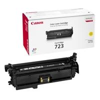 Värikasetti laser Canon 723Y LBP7750C keltainen