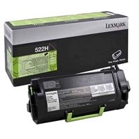 Värikasetti laser Lexmark 52D2H00 MS810/811/812 musta