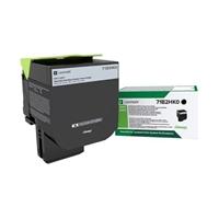 Värikasetti laser Lexmark 71B2HK0 CS/CX417dn musta