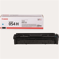 Värikasetti Laser Canon 054H C LBP622/MF644 sininen