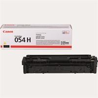Värikasetti Laser Canon 054H Y LBP622/MF644 keltainen
