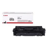 Värikasetti Laser Canon 055 BK LBP664/MF742 musta