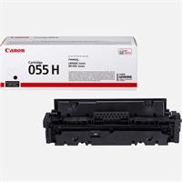 Värikasetti Laser Canon 055H BK LBP664/MF742 musta