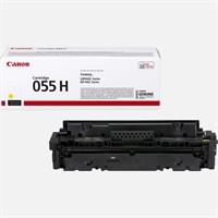Värikasetti Laser Canon 055H Y LBP664/MF742 keltainen