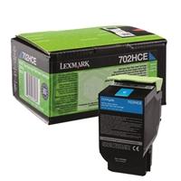 Värikasetti Laser Lexmark 70C2HM0 CS310/C410/CS410/CS510 sininen