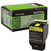 Laser Lexmark 70C2HYE CS310/C410/CS410/CS510 keltainen