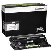 Kuvansiirtoyksikkö Lexmark 50F0Z00 60000s musta
